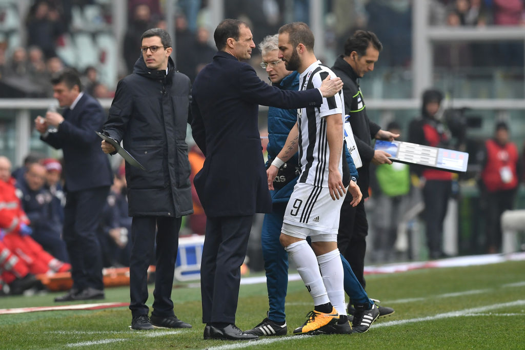 Higuain vs Torino