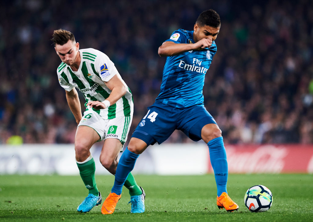 Real Betis v Real Madrid - La Liga