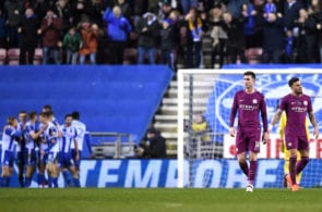 Wigan vs Man City