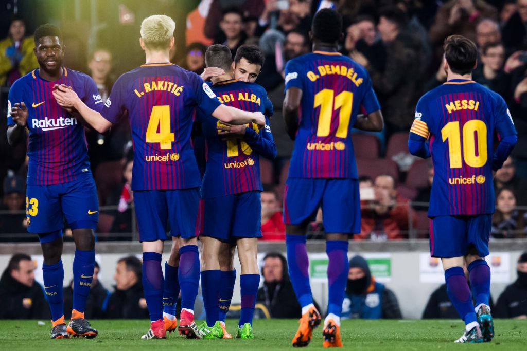 Barcelona v Girona - La Liga