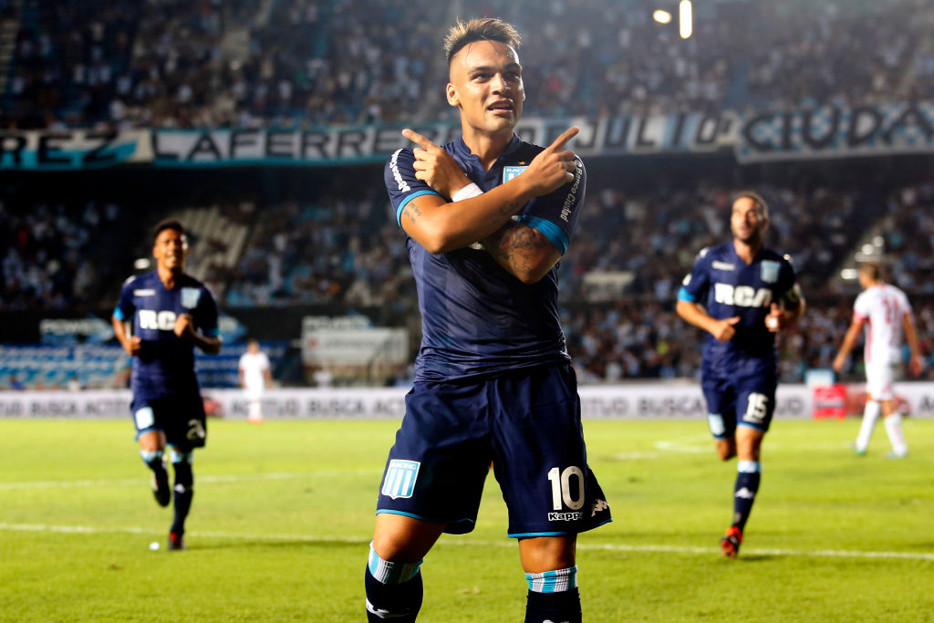 Young prospects in world football - Lautaro Martinez