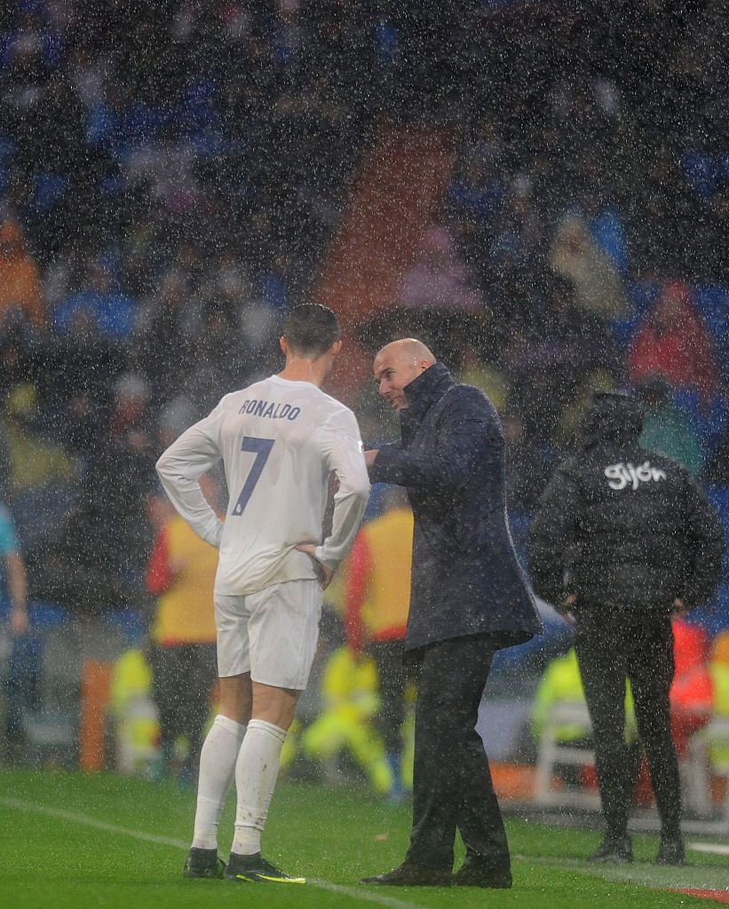 Real Madrid's season hanging by a thread