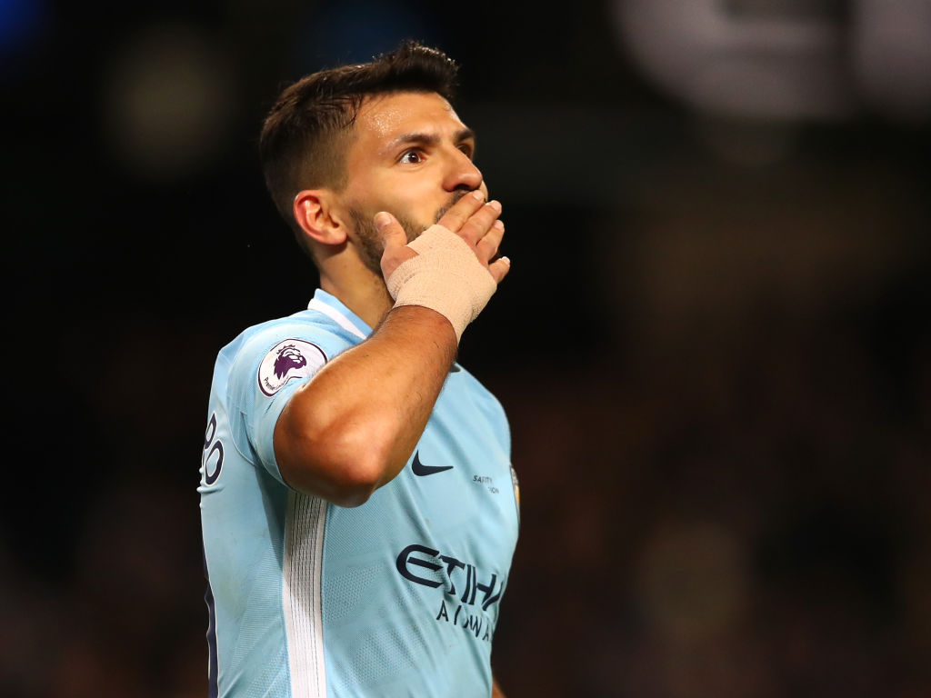 huge discount a6138 b76a2 Atletico Madrid interested in resigning Aguero - Ronaldo.com