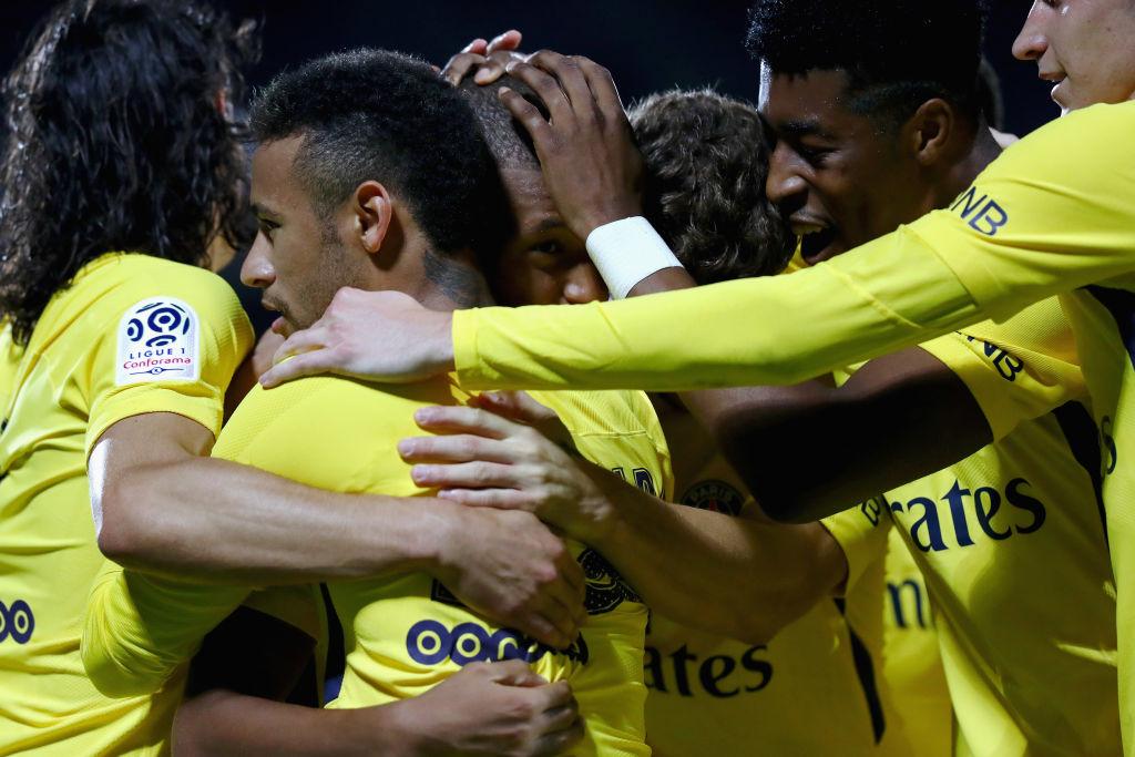 Battle for European qualification – France