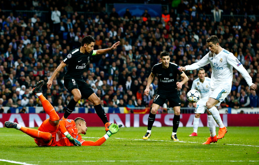 Review: Real Madrid - PSG