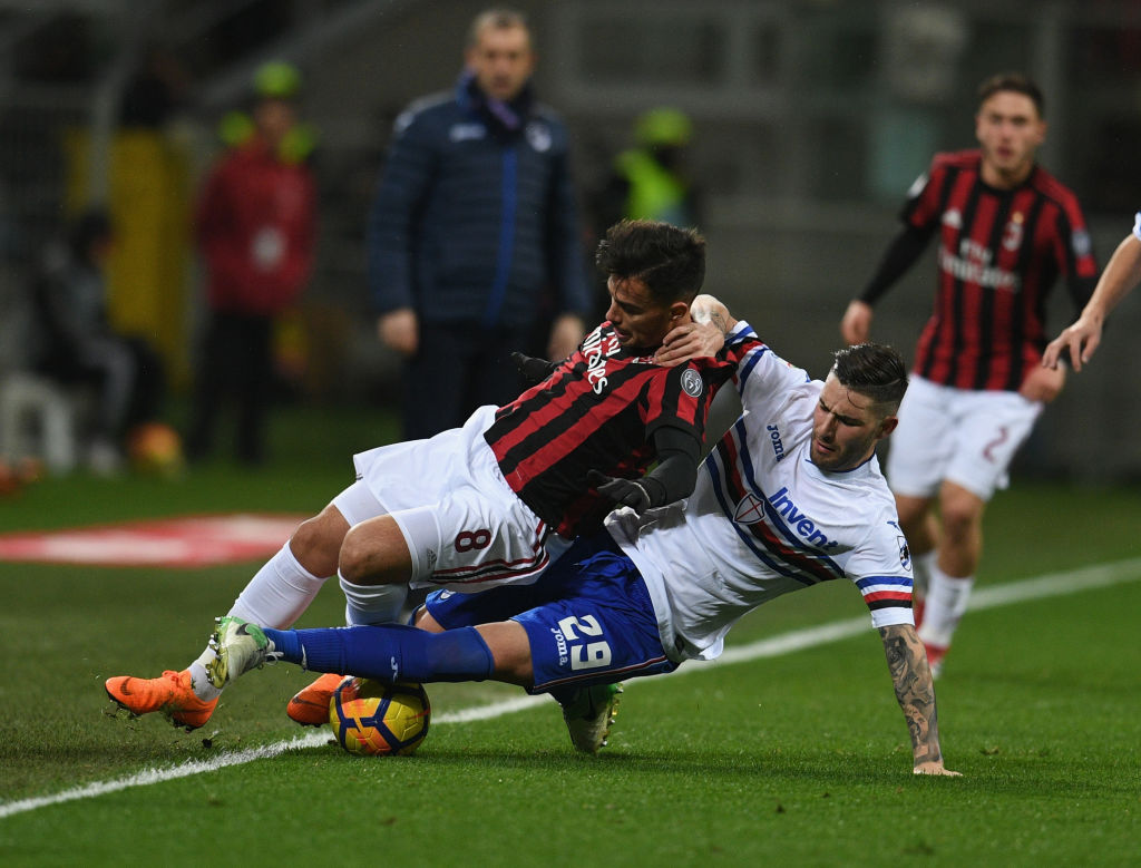 The Battle for European qualification – Italy