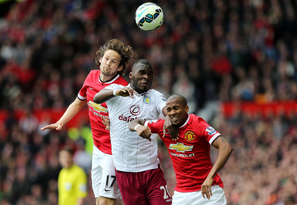 Ashley Young and Daley Blind