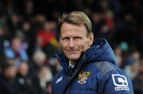 Yeovil Town v Stevenage - Sky Bet League Two