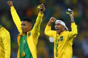 Jesus & Neymar