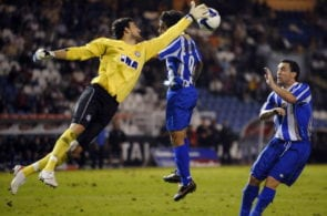 Deportivo La Coruna v Hadjuk Split - UEFA Cup Second Qualifying Round