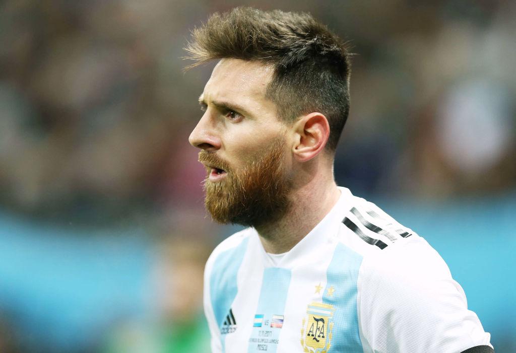 Nigeria S Plan To Stop Messi Ronaldo Com