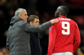 Mourinho & Lukaku