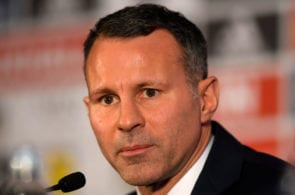 Wales Unveil New Manager Ryan Giggs