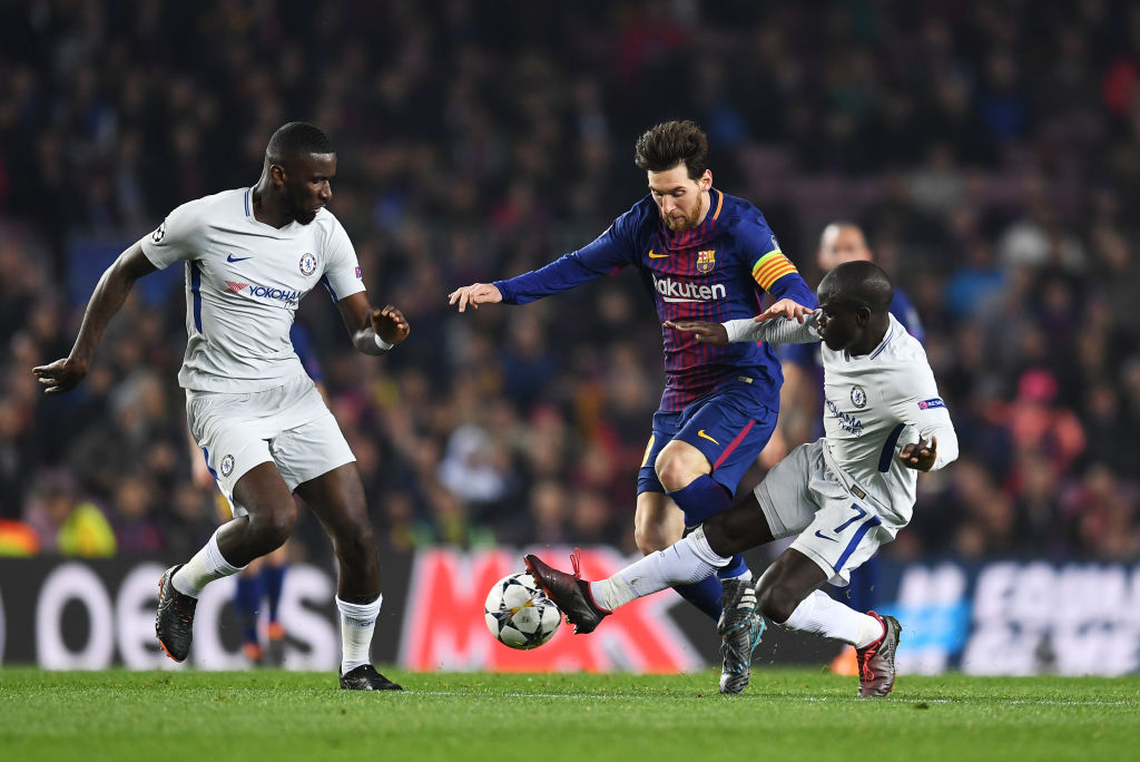 FC Barcelona v Chelsea FC - UEFA Champions League Round of 16: Second Leg