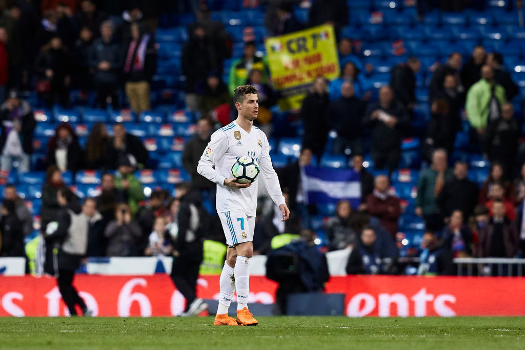 Real Madrid v Girona - La Liga