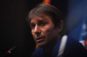 Conte satisfied with work at Chelsea