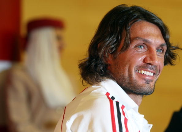 Remembering the legends of football - Paolo Maldini