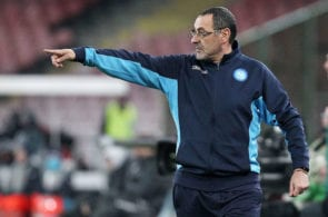 Maurizio Sarri – that's who Italy should hire