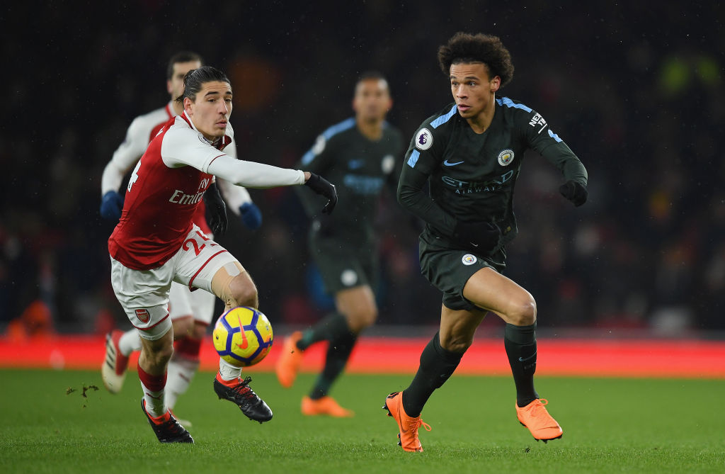 Review: Arsenal – Manchester City