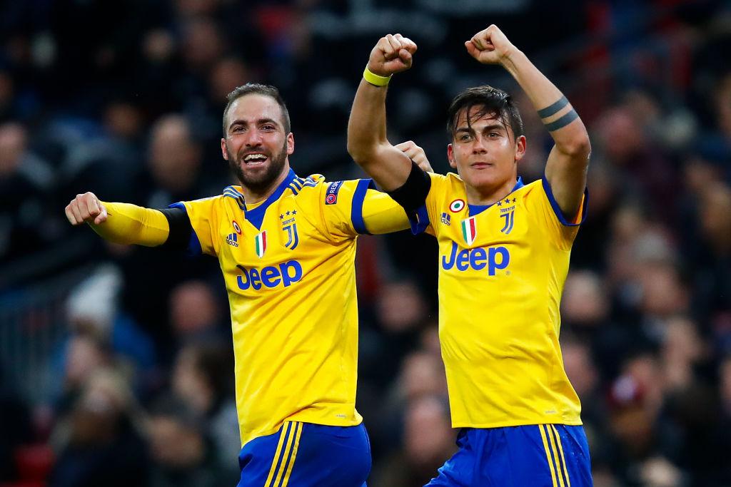 Review: Tottenham - Juventus