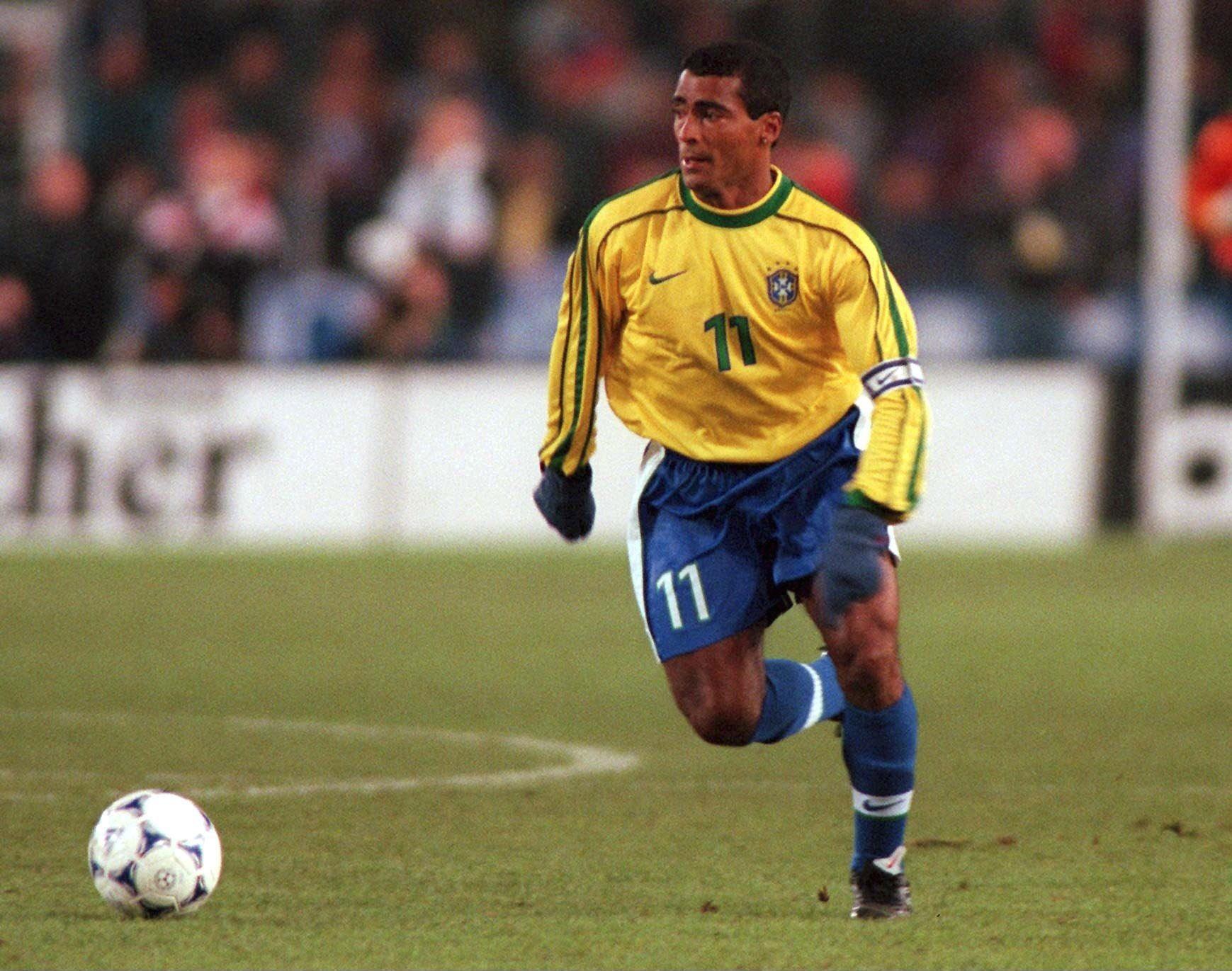 Legends of world football - Romario