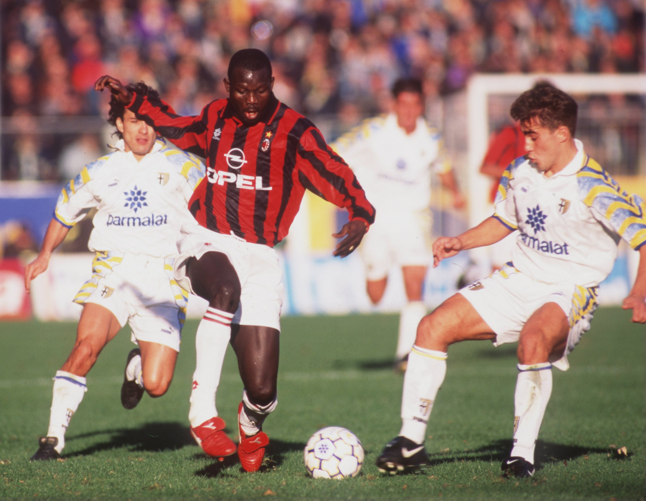 Remembering the legends of football – George Weah