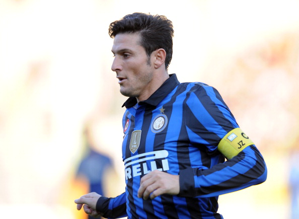 Remembering the legends of football – Javier Zanetti