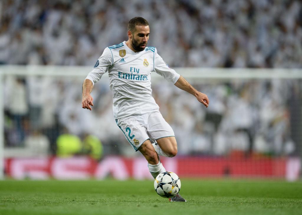Real Madrid v Juventus - UEFA Champions League Quarter Final Leg Two