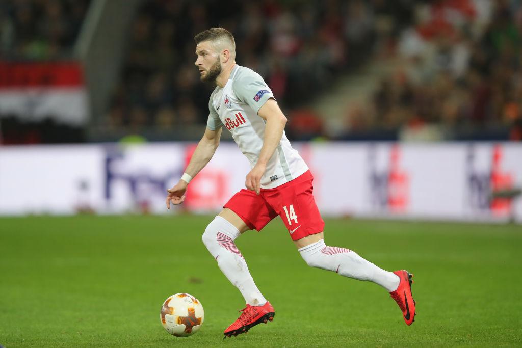RB Salzburg v Lazio Roma - UEFA Europa League Quarter Final Leg Two