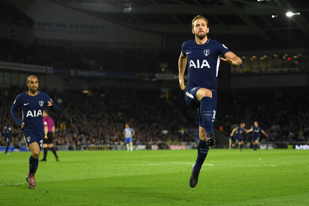 Brighton and Hove Albion v Tottenham Hotspur - Premier League