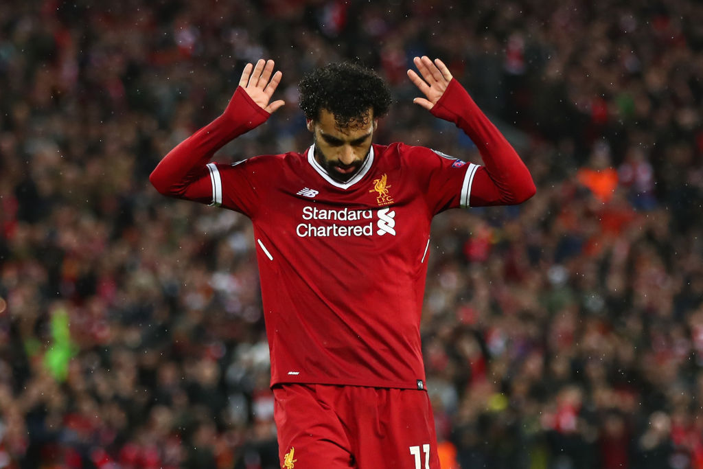 """Gerrard on Salah: """"I'm running out of words really ..."""