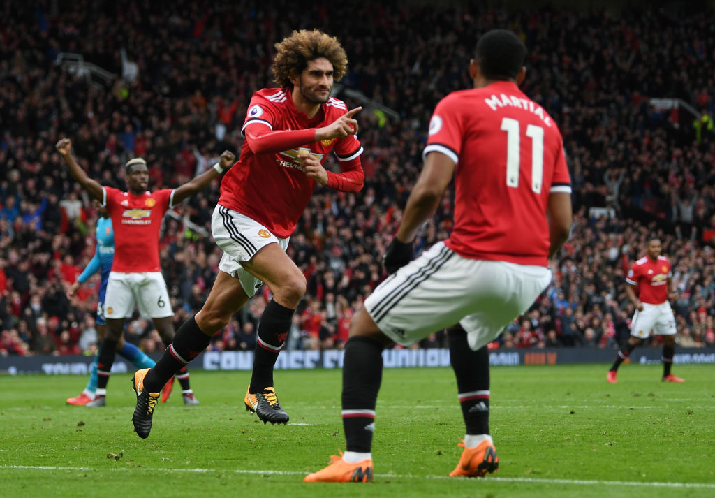 Review: Manchester United – Arsenal