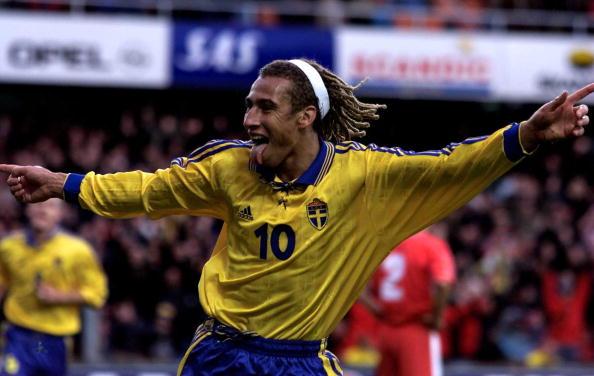 Remembering the legends of football – Henrik Larsson