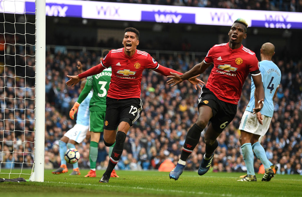 Review: Manchester City - Manchester United