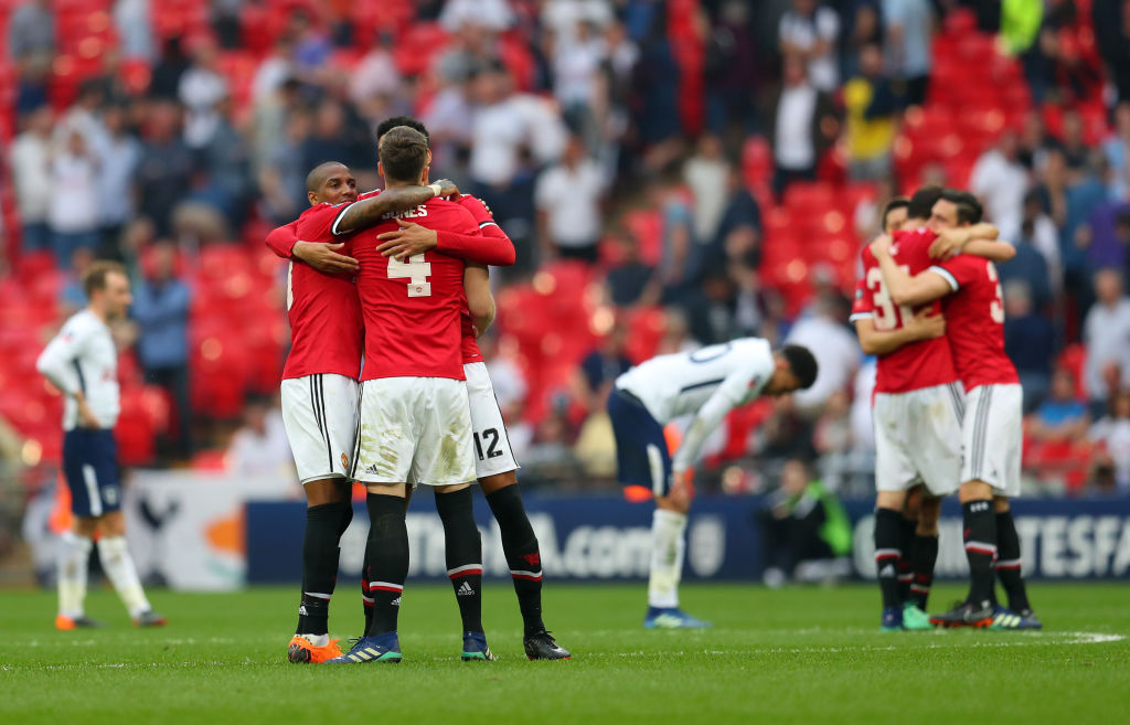 Review: Manchester United – Tottenham