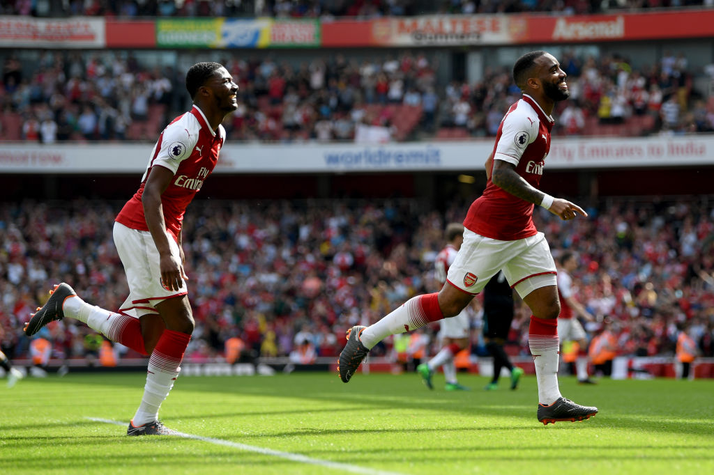 Arsenal defeats West Ham 4-1