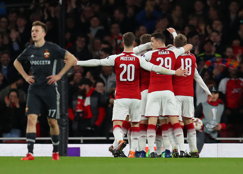 Review: Arsenal – CSKA Moscow