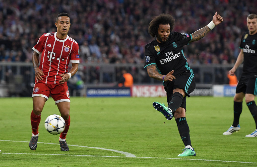 Review: Bayern Munich – Real Madrid