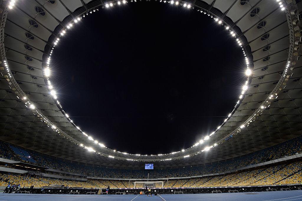 Kiev'sOlympic Stadium