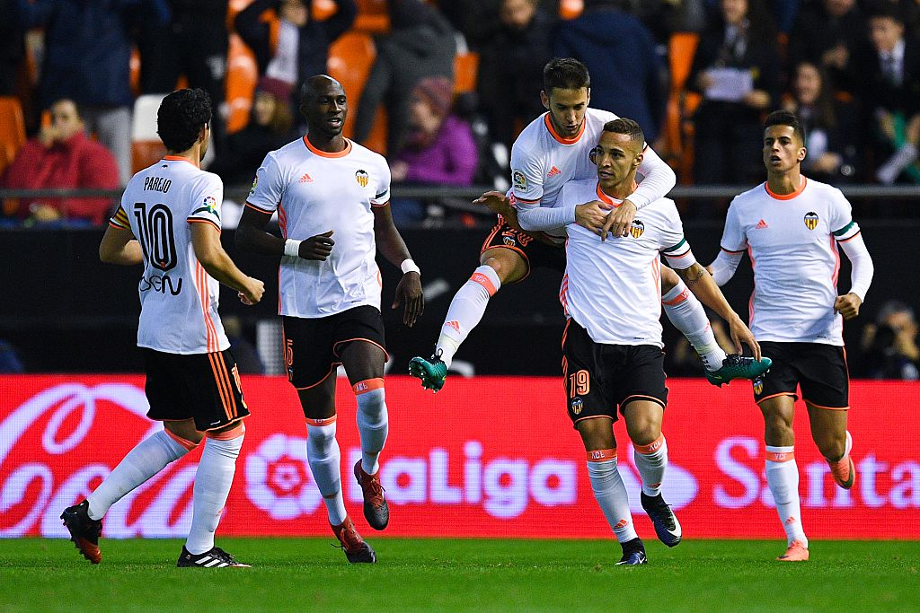 Valencia CF v Malaga CF - La Liga