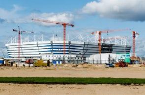 World Cup 2018 venues – Kaliningrad Stadium