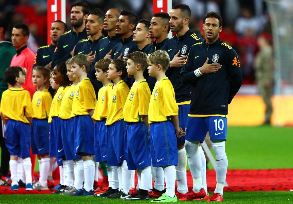 England vs Brazil - International Friendly