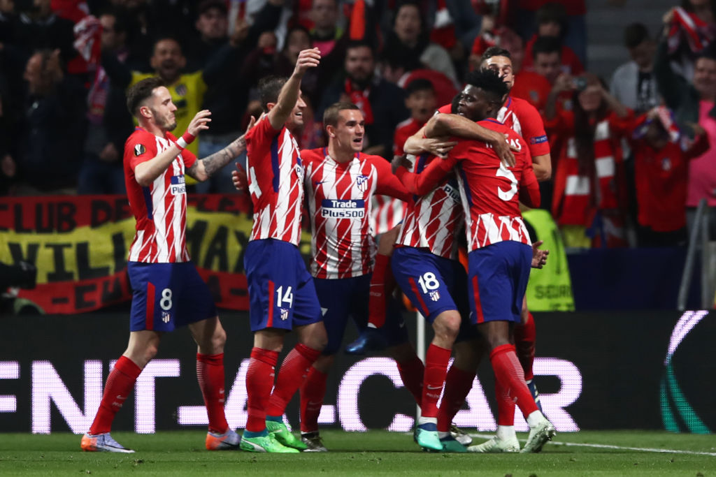 Review: Atletico Madrid - Arsenal