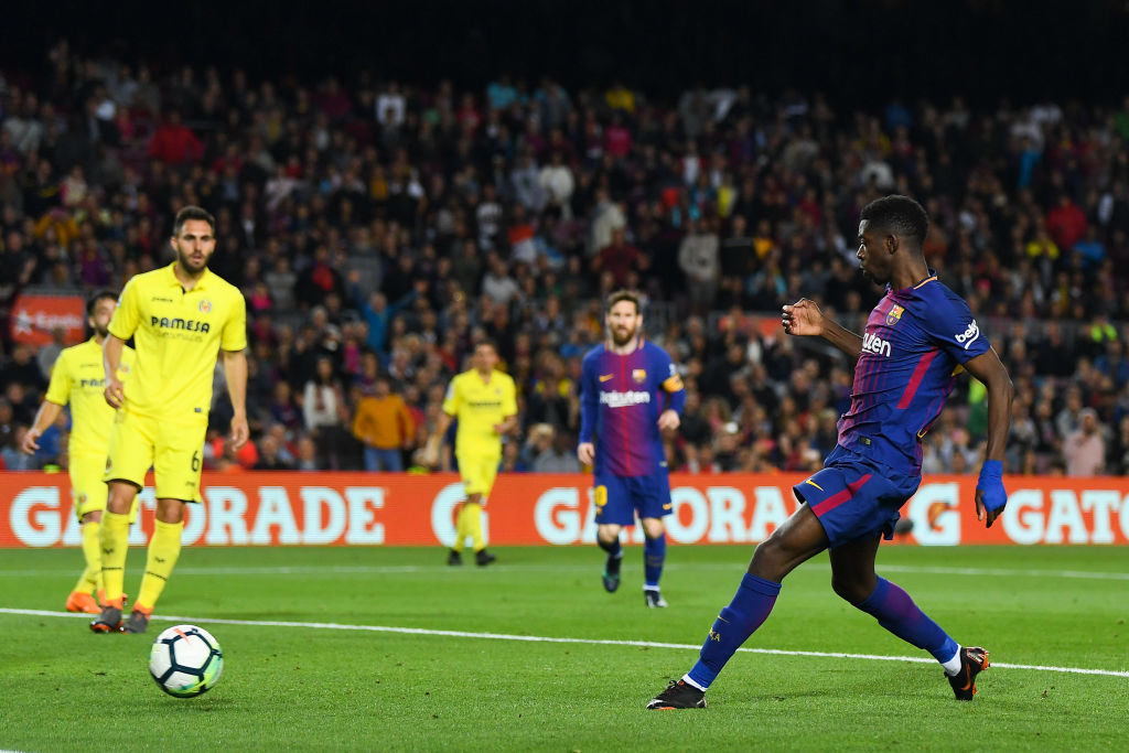Review: Barcelona – Villarreal