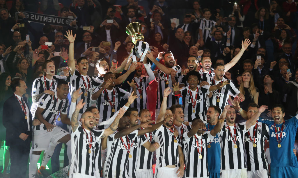 What's the reason for Juventus' Serie A domination?