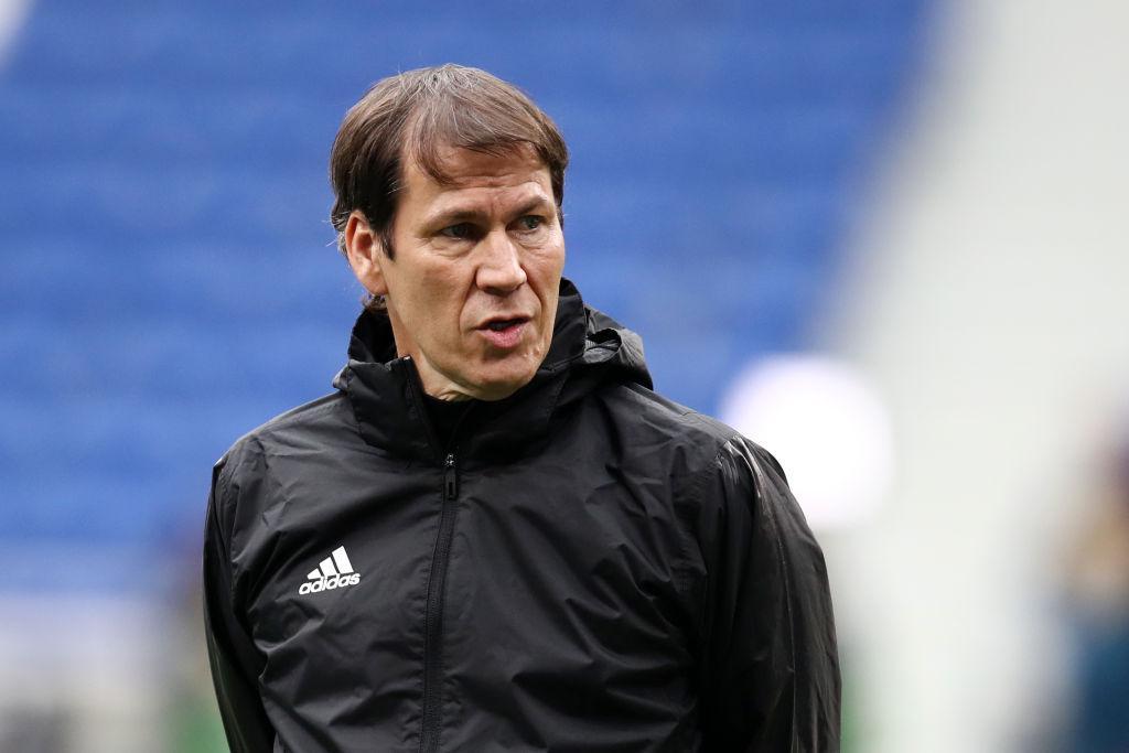 Olympique de Marseille Training Session - UEFA Europa League Final Previews