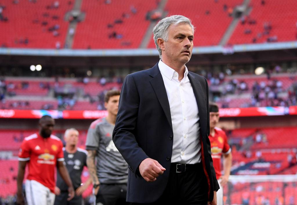 Jose Mourinho beaten at his own game