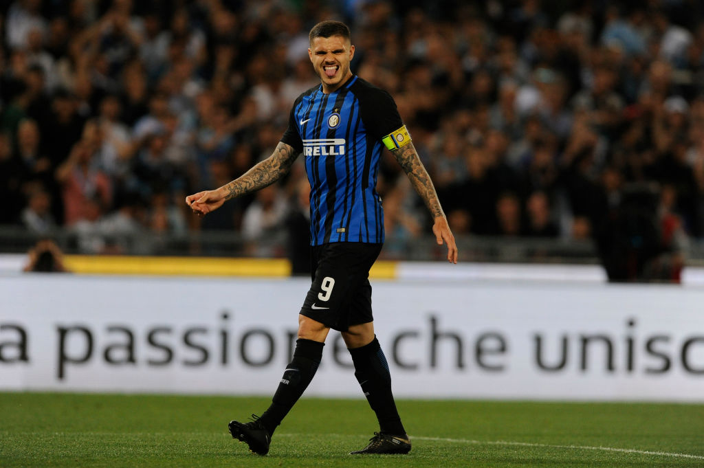 cd15f3cfc Mauro Icardi has been heavily linked with leaving Inter Milan this summer  and as he wasn t called up for the national team