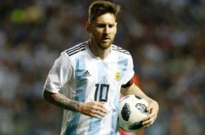 Argentina v Haiti - International Friendly