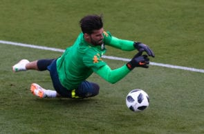 Alisson Becker – the perfect replacement for Loris Karius